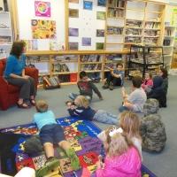 Cox Bar School Visit